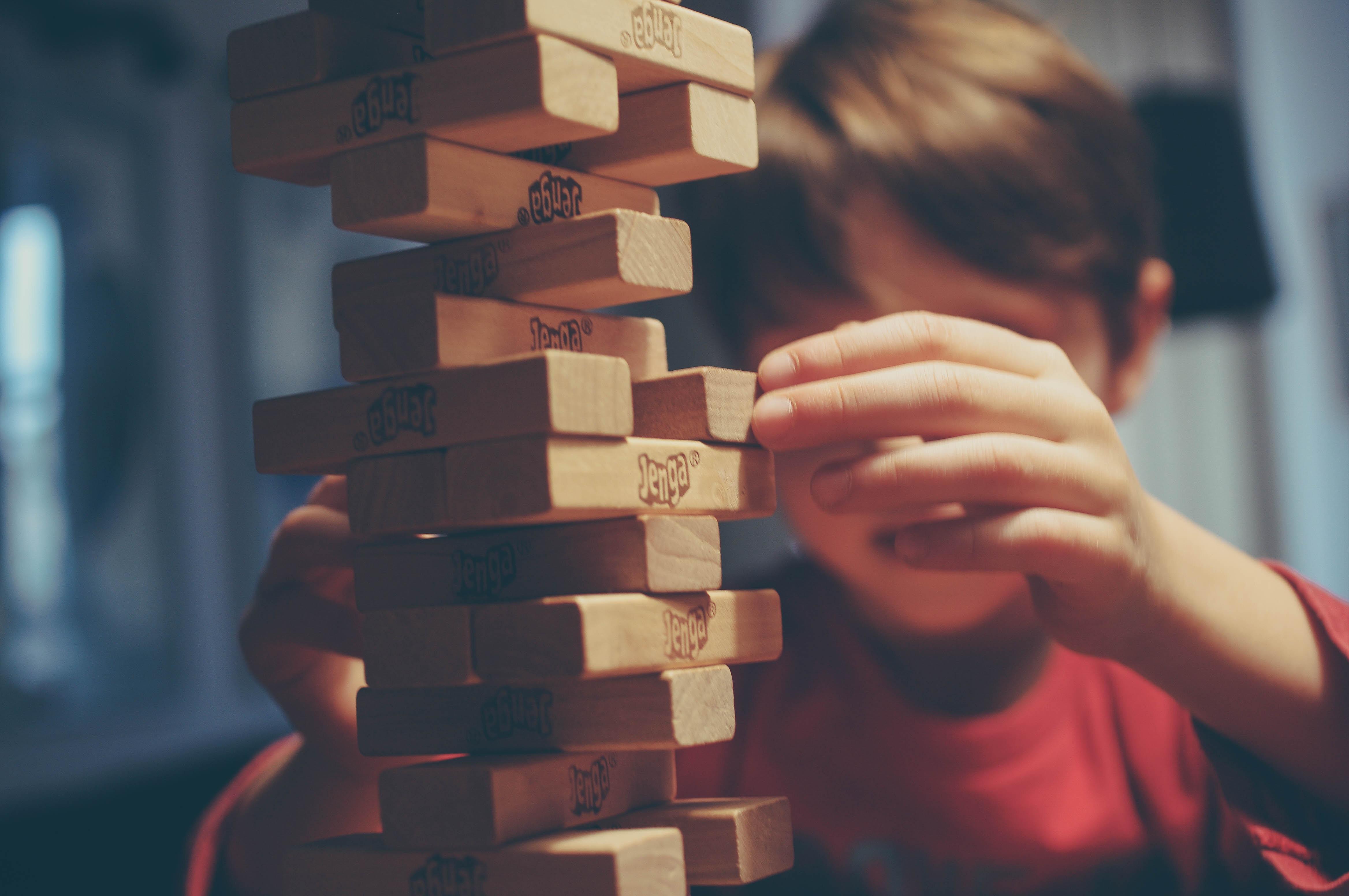 Los beneficios de los juegos de mesa para los niños