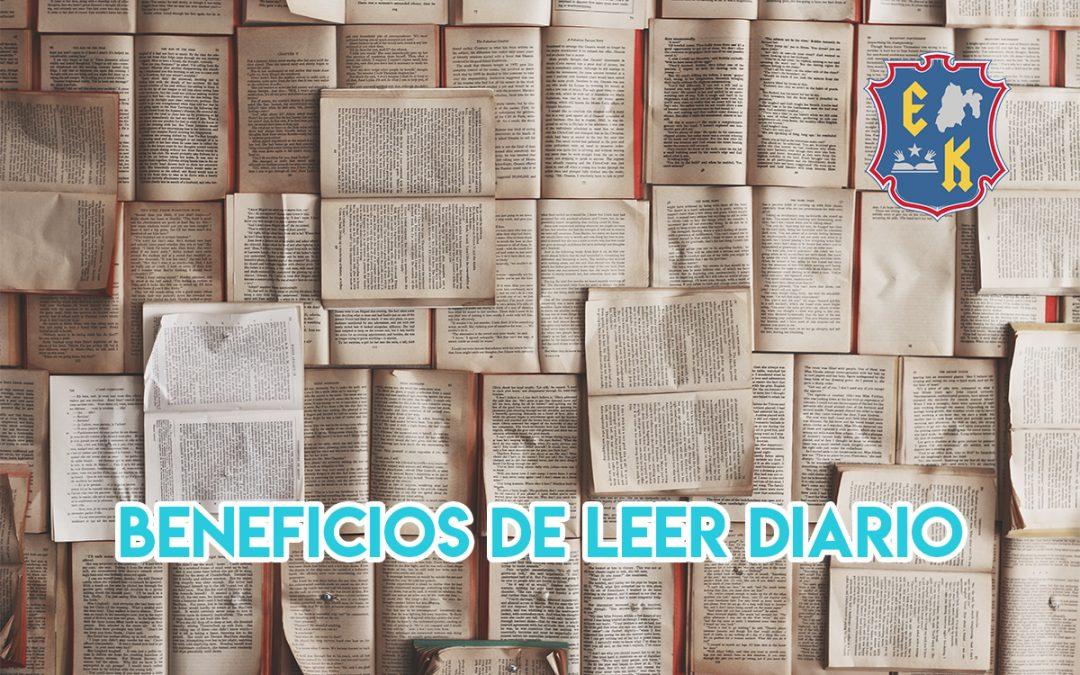 Beneficios de leer diario
