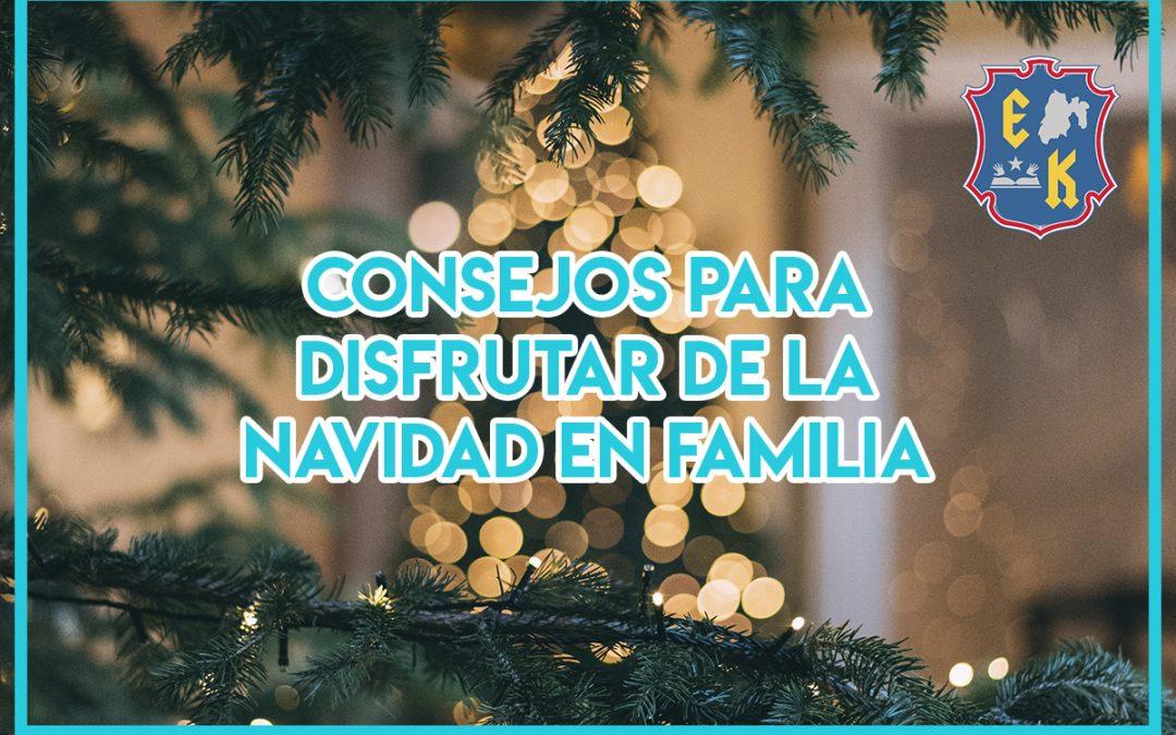 Consejos para disfrutar de la navidad en familia