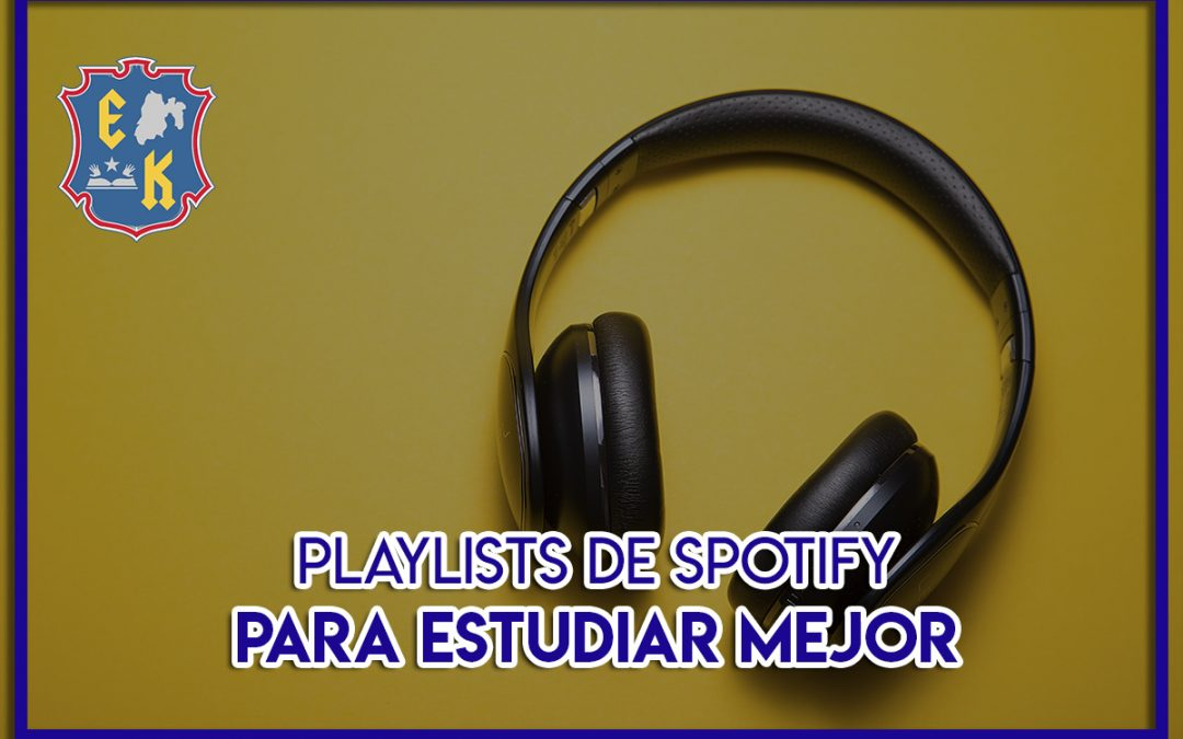 Playlists de Spotify para estudiar mejor